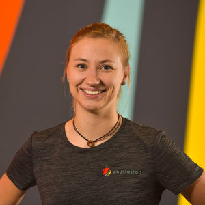 Iris Opalka ist bei physiotrail in Ravensburg Physiotherapeutin n